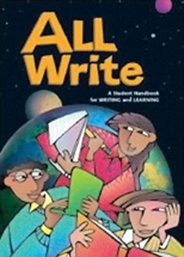 9780669499513: All Write: Handbook 2003