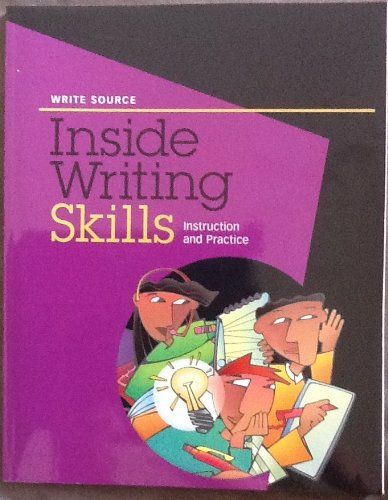 9780669500233: Great Source Write Source Inside Writing: Skillsbook Grade 7