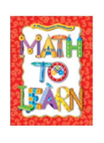 Parent Guide Math To Learn Helping Your: Justine Dunn