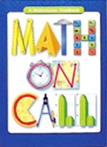 Math on Call Parent Guide: Helping Your: Justine Dunn