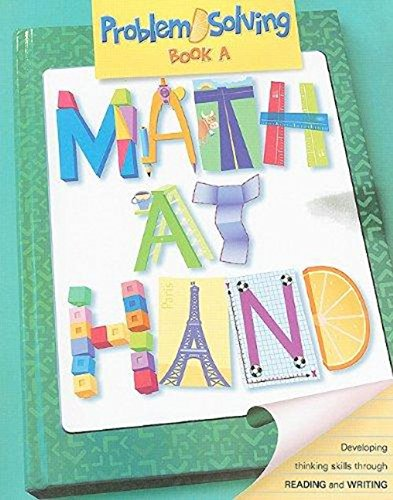 9780669500493: Math at Hand:: Problem Solving, Book A (Great Source Math at Hand)