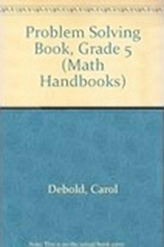 Math at Hand: Problem Solving Book A: Justine Dunn, Judy