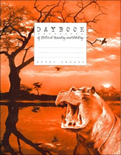 9780669500981: Great Source Daybooks: Critical Reading and Writing Student Edition Grade 2