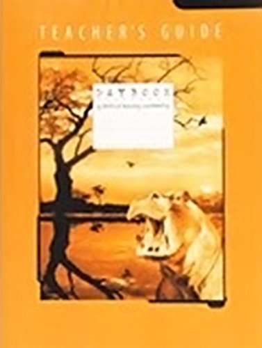 9780669500998: Daybook of Critical Reading and Writing: Teacher's Edition Grade 2 2003