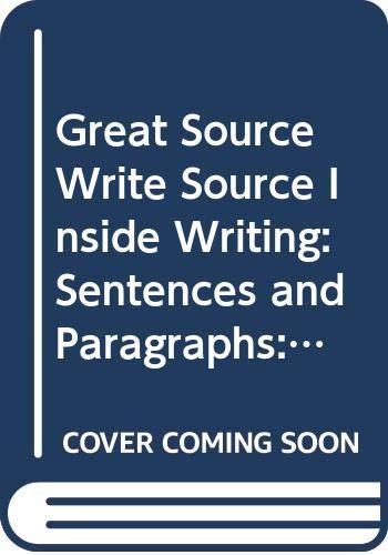 9780669503821: Great Source Write Source Inside Writing: Teacher's Edition Grade 9 2004 (Ws Inside Writing)