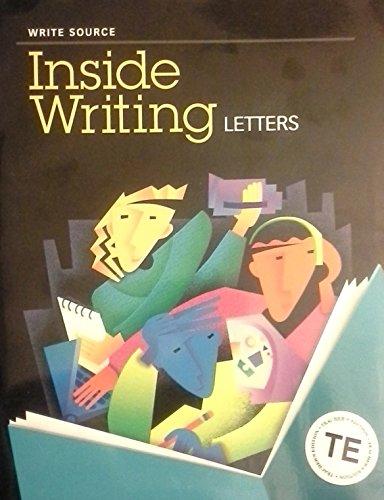 9780669503845: Great Source Write Source Inside Writing: Teacher's Edition Grade 9 2004