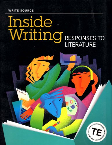 9780669503920: Great Source Write Source Inside Writing: Teacher's Edition Grade 9 2004