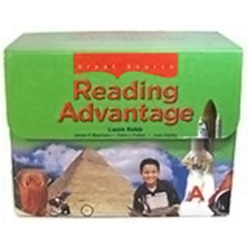 9780669505863: Great Source Reading Advantage: Foundations Kit (Level A), Reading Level 2-3
