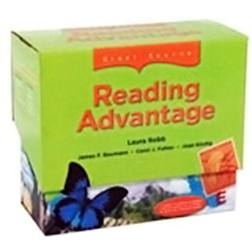 9780669505948: Great Source Reading Advantage: Magazine 6pk (Level A) Water