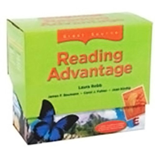9780669506501: Great Source Reading Advantage: Foundations Kit (Level F), Reading Level 7-8