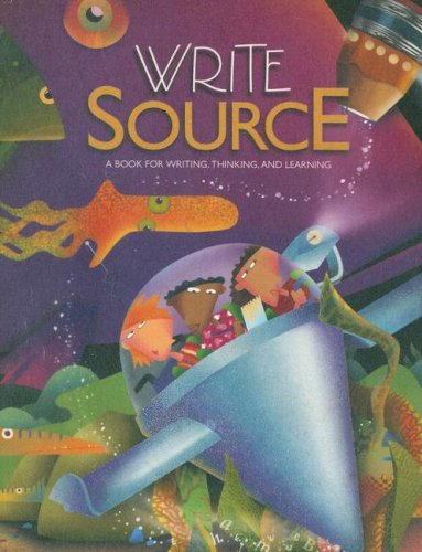 9780669507027: Write Source: A Book for Writing, Thinking, and Learning, Grade 7