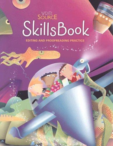 9780669507119: Write Source: SkillsBook Student Edition Grade 7