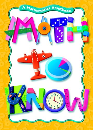 Math to Know: Student Edition 5 Pack Grade 3: GREAT SOURCE