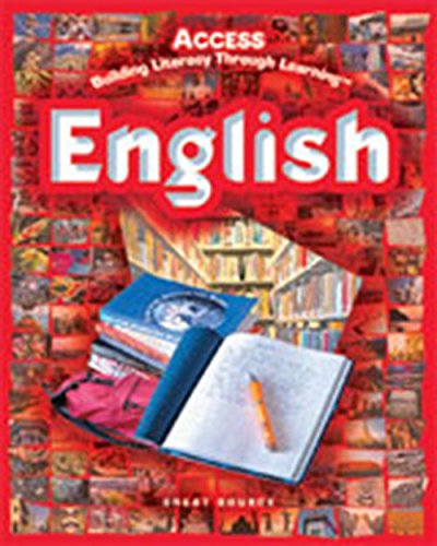 9780669508925: ACCESS English: Student Edition Grades 5-12 2005