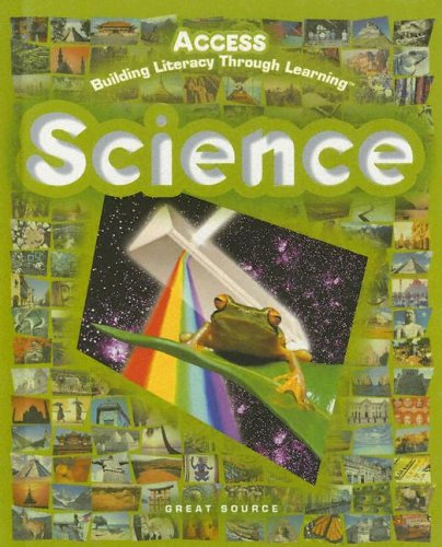 9780669508956: Science: Access, Building Literacy Through Learning