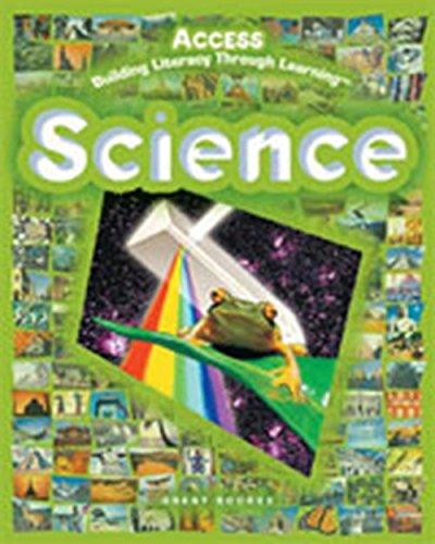 9780669509014: ACCESS Science: Student Activities Journal Grades 5-12