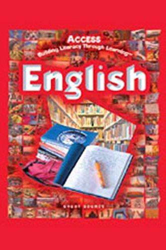 9780669509038: Access English, Teacher's Edition, Grades 6 - 8