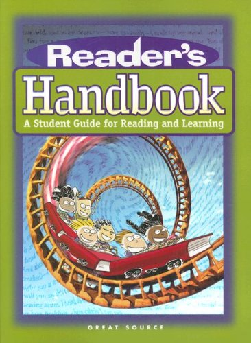 9780669511888: Reader's Handbook: A Student Guide for Reading and Learning