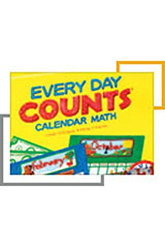 9780669514414: Every Day Counts: Calendar Math: Replacement Set Grade 1