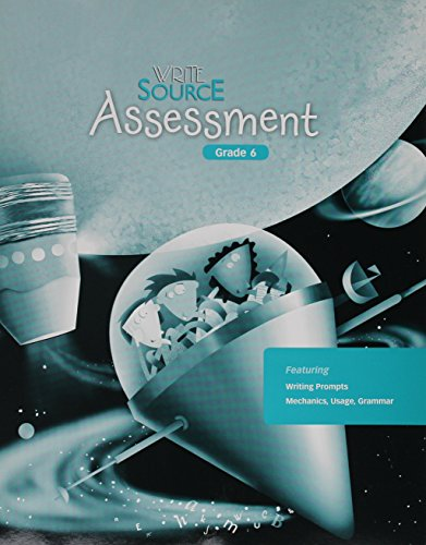 9780669515725: Write Source: Assessment Book (copymaster) Grade 6