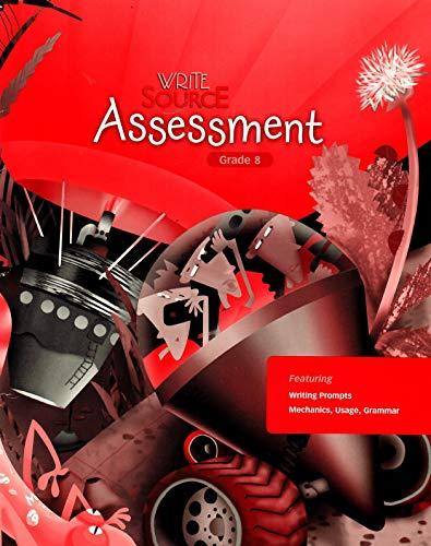 9780669515756: Write Source Assessment, Grade 8