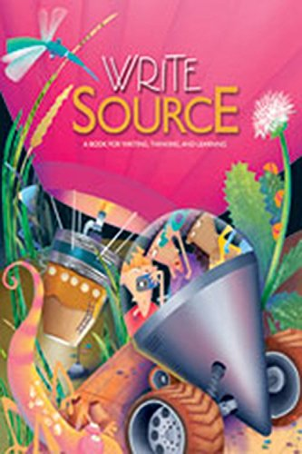 Great Source Write Source: Program Resource Package Grade 8: GREAT SOURCE