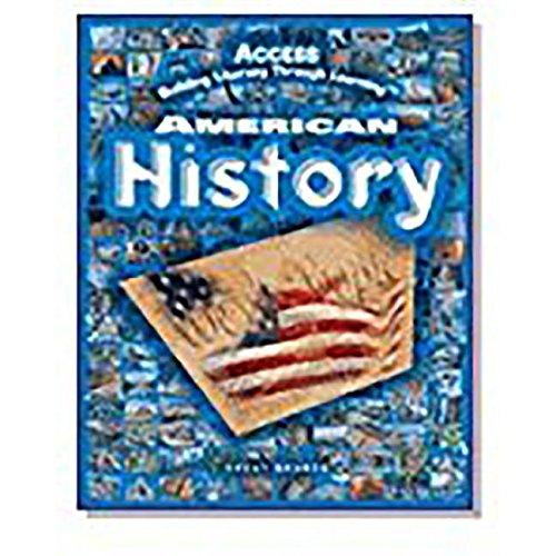 9780669516531: Access: Building Literacy Through Learning America History- Student Activity Journal, Grades 5-12, Teacher's Edition