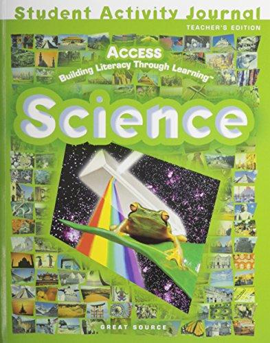 9780669516609: ACCESS ESL: Student Activities Journal Grades 5-12