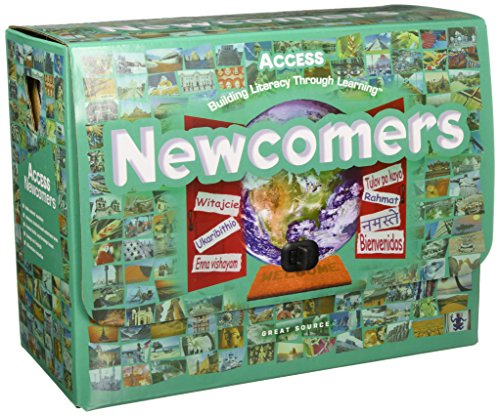 9780669516944: ACCESS Newcomers: Program Package Grades 5-12