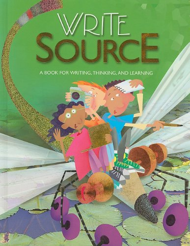 9780669518078: Write Source: Student Edition Hardcover Grade 4 2006