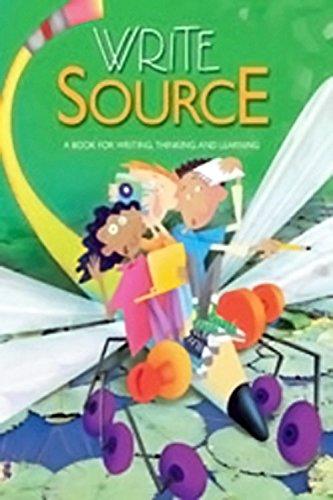 9780669518283: Daily Language Workouts: Write Source Grade 4