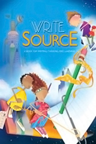 9780669518337: The New Generation Write Source: A Book for Writing/ Thinking/Learning Assessment Gr 5