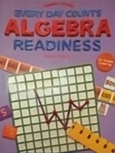 Teacher's Guide Everyday Counts Algebra Readiness: GREAT SOURCE