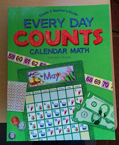 9780669519402: Great Source Every Day Counts: Partner Games: Teacher's Guide Grade 3 2005