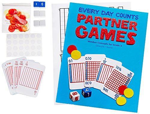 9780669519488: Every Day Counts: Partner Games: Kit Grade 5