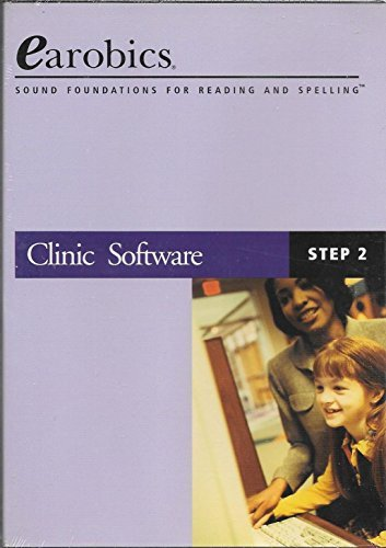 9780669524499: Earobics Clinic Software Step 2 (SOUND FOUNDATIONS FOR READING AND SPELLING)
