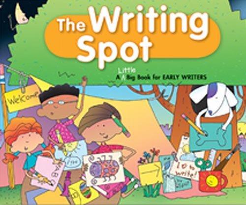 9780669530049: Great Source Writing Spot: Little Big Book Grade K