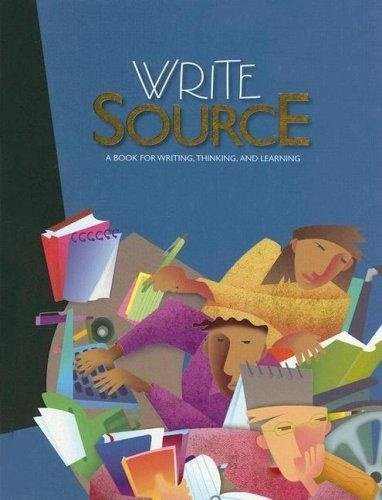 9780669531343: Write Source: A Book for Writing, Thinking and Learning
