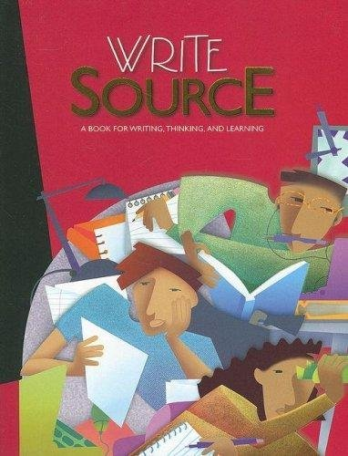 9780669531398: Great Source Write Source: Student Edition Softcover Grade 10 2006