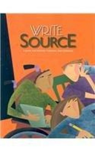 9780669531404: Great Source Write Source: Student Edition Softcover Grade 11 2006