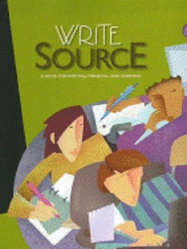 9780669531411: Great Source Write Source: Student Edition Softcover Grade 12 2006