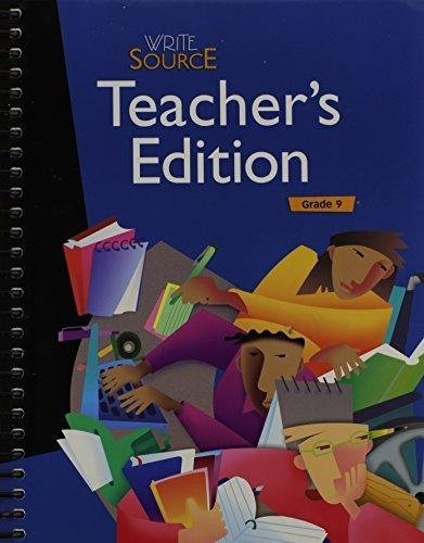 9780669531428: Great Source Write Source: Teacher's Edition Grade 9 2006