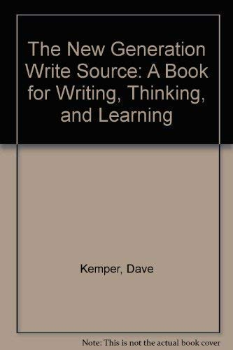 Write Source: Assessment Book (copymaster) Grade 11 (066953160X) by GREAT SOURCE