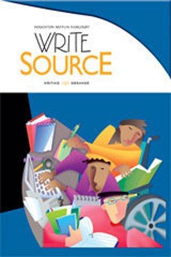 9780669531626: Write Source: Daily Language Workout Grade 9