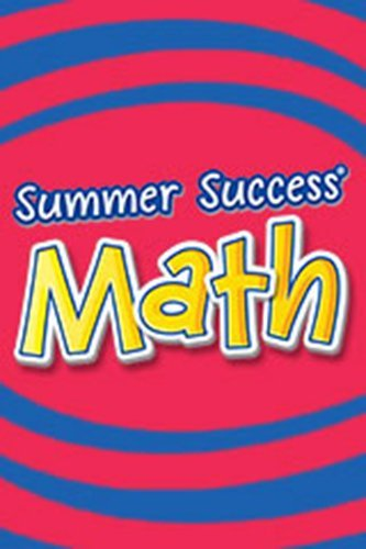 9780669534696: Summer Success Math: Kit Grade 6