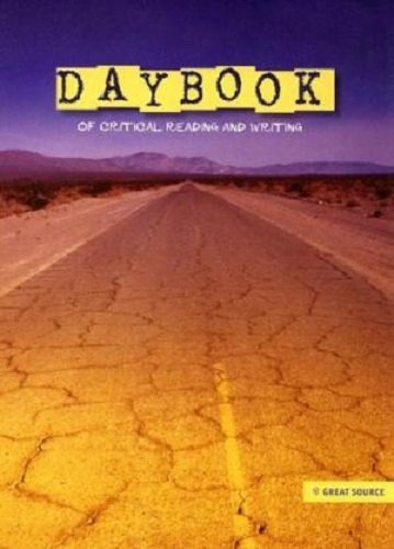 9780669534832: Daybook of Critical Reading And Writing (Grade 6)