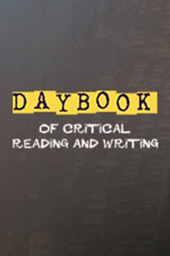 9780669534863: Daybook of Critical Reading and Writing: Teacher's Edition Grade 7 2007