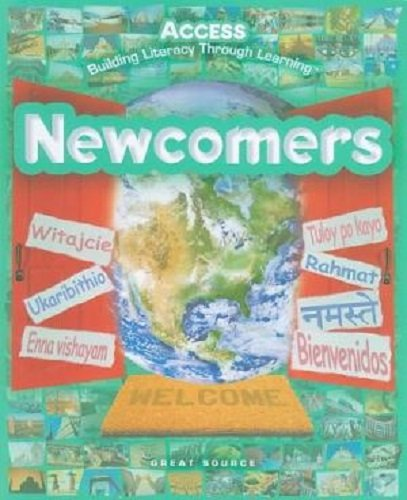 9780669535488: Great Source ACCESS ESL Illinois: Kit Grades 6 - 8 Newcomer