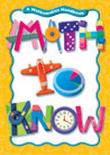 9780669535969: Great Source Math to Know: A Mathematics Handbook, Grades 3-4