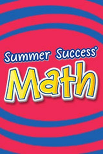 9780669537222: Summer Success Math: Replacement Recording Pads Grade 2